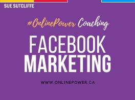 Online Power Coaching - Facebook - www.OnlinePower.ca