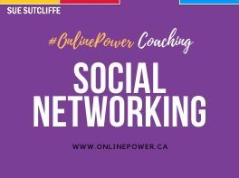 Online Power Coaching - Social Networking - www.OnlinePower.ca